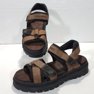 VTG 90s Skechers Chunky Fisherman Sandals